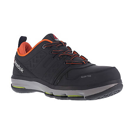 48c1fc635c4e Reebok Work RB3602 DMX Flex Work EH SR Alloy Toe Moving Air Tech Oxford