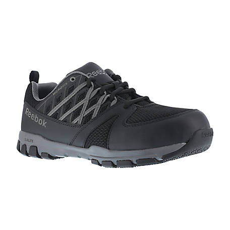 961a499f8eeb Reebok Work RB4016 Sublite Work ESD SR Steel Toe Oxford with FootFuel