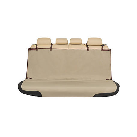 Waterproof Bench Seat Cover Tan