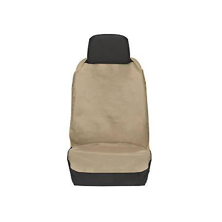 Waterproof Bucket Seat Cover Tan