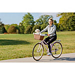 PetSafe Tagalong Wicker Bicycle Basket