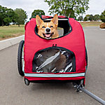 PetSafe Bicycle Trailer Alum, Medium