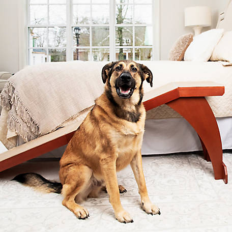 PetSafe Bedside Ramp Wood