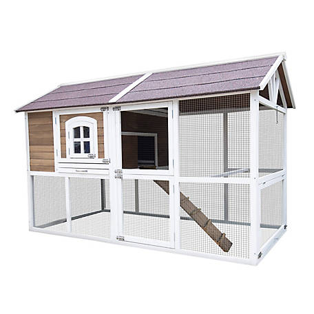 Innovation Pet Chicken Homestead Coop, 222-87