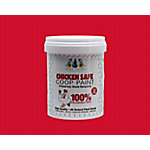Pure Paint Laboratories Bright Red Chicken Coop Paint, PP201