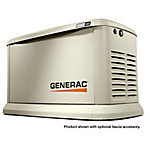 Generac Guardian Series 22kW/19.5kW Air Cooled Home Standby Generator with Whole House 200 Amp Transfer Switch (non CUL)