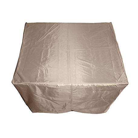 AZ Patio Heaters Square Fire Pit Cover, HLI-F-SCVR