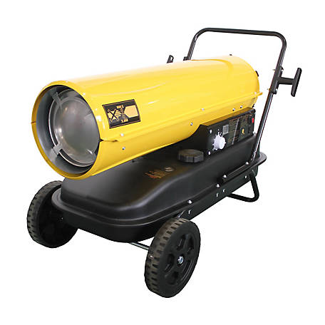 AZ Patio Heaters Diesel Shop Heater, HIL-SHOP-D125