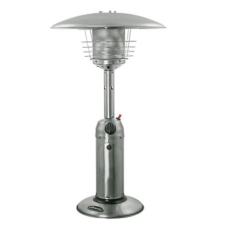 AZ Patio Heaters Stainless Steel Table Top Patio Heater, HLDS032-B