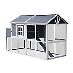 Innovation Pet XLG Superior Deluxe Farm House with PVC Roof, 222-11