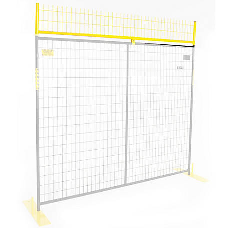 Perimeter Patrol Perimeter Patrol Optional 1 ft. No-Climb Extension Panel