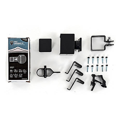 YARDGARD Post Hardware Kit