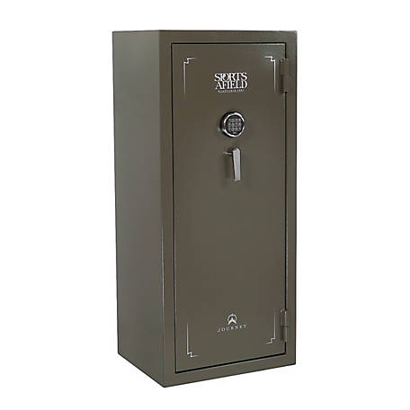 Sports Afield Journey 24-Gun Non-Fire Security Safe