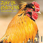 Willow Creek Press 2019 Just Us Chickens Wall Calendar