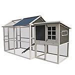Innovation Pet Premium Hen Coop With Slant Roof, 222-14