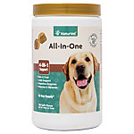 NaturVet All-In-One, 4-In-1 Support Soft Chews, 120 ct.