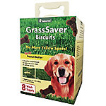 NaturVet GrassSaver Biscuits, 8 Week Supply