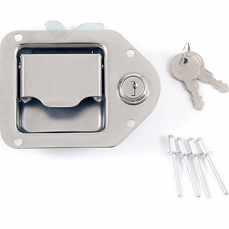 Dee Zee Toolbox Replacement Locking Latch, Vertical
