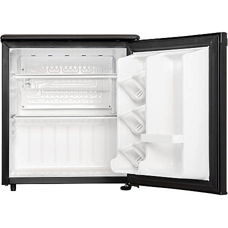 Danby Des 1.7 cu. ft. Compact All Fridge In Black