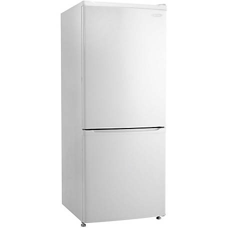 Danby Es 9.2 cu. ft. Fridge Freezer In White