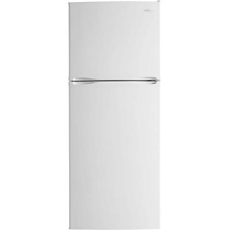 Danby Es 9.9 cu. ft. Mid-Size With Topmount Freezer White