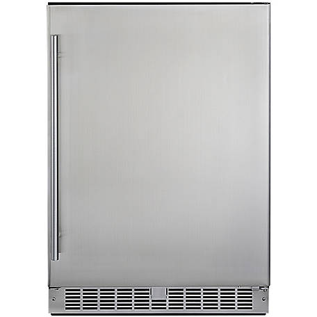 Danby Es Professional Fridge Stainless Steel Door