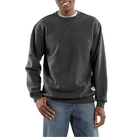 Carhartt Men's Mid-Weight Crewneck Sweatshirt