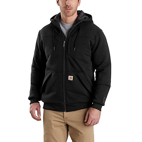 Carhartt RD Rockland Quilted Lined Hooded Sweatshirt