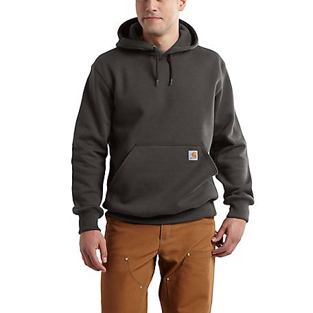 Carhartt Men's Rain Defender Paxton Heavy Weight Hooded Sweatshirt