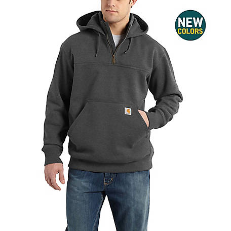 Carhartt Men's Paxton Hooded Zipmock