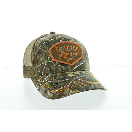 Tractor Supply Cap Realtree Camo