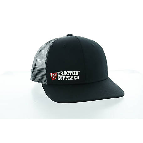 Tractor Supply Offset Logo Meshback Baseball Cap