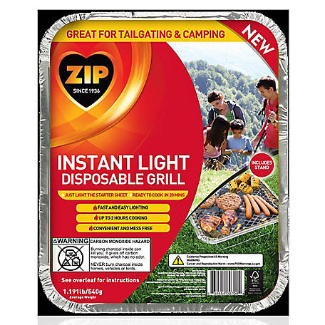 Zip Instant Light Grill, 100538085