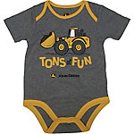 John Deere Boys' Infant Boy Short Sleeve & Shorts Set Tons Of Fun