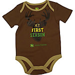 John Deere Boys' Infant My 1st Season Short Sleeve Bodysuit