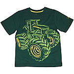 John Deere Boys' Boy Youth Short Sleeve Tee Tractor Sketch