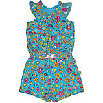John Deere Girls' Toddler Girl Garden Life Romper