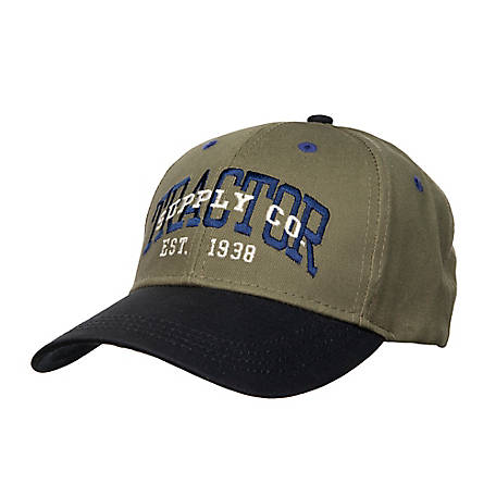 Tractor Supply Embroidered Logo Cap