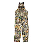 Berne Men's Realtree Edge Camouflage Insulated Bib Overalls 318