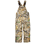 Berne Men's Realtree Edge Camouflage Unlined Bib Overalls