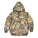 Berne Toddler Realtree Edge Camouflage Insulated Hooded Jacket