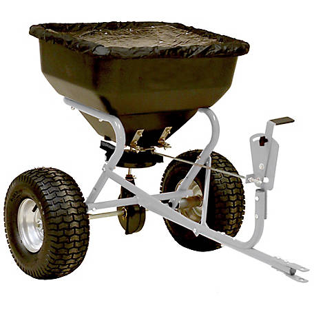 GroundWork Tow Behind Spreader, 130 lb., TBS6519T