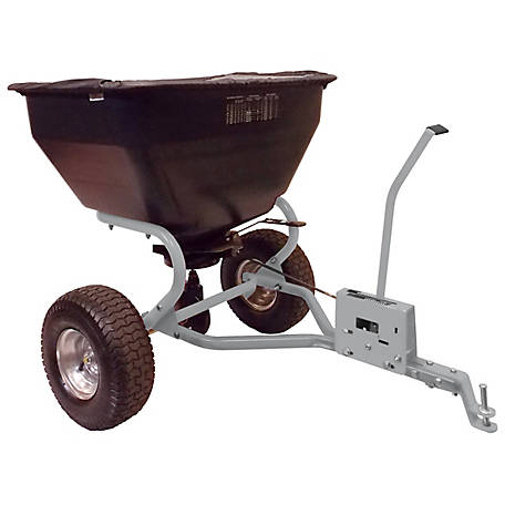 GroundWork Tow Behind Broadcast Spreader 200 lb., TBS7019T
