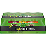 Purina Dog Chow High Protein With Real Chicken & Real Beef Variety 12-Pack Wet Dog Food, 13 oz. Cans