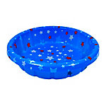 H2O Recreation Dog Pool 3 ft. Stars, 1038-USTARS1-TSC
