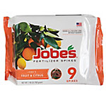 Jobe's Fruit & Citrus Spikes 9-Pack, 1312