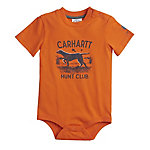 Carhartt Boys' Infant Boys Hunt Club Bodyshirt