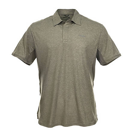 Wrangler Men's Short Sleeve Performance Polo