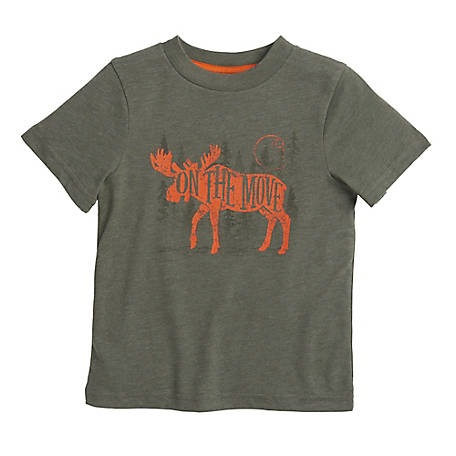Carhartt Boys' Infant On The Move Tee