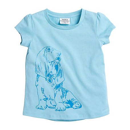 Carhartt Infant Girls' Dog Tee